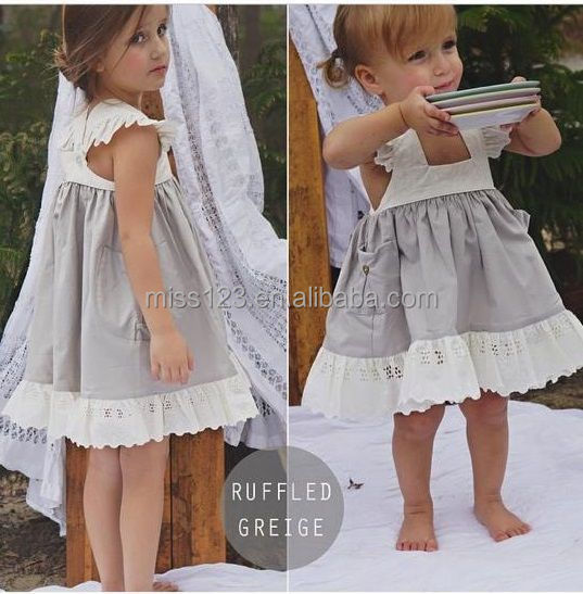 Girls Cotton Linen Dress,Kids Linen Dress,Cool Summer Dress For ...