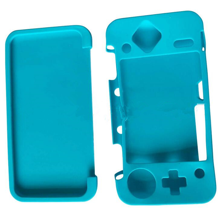 cheap for discount a4d29 5152d Silicone Case Protective Cover Skin Shell For New Nintendo 2ds Xl / 2ds Ll  Console - Buy Silicone Case For 2ds,Skin Shell For 2ds Xl,Skin Cover For ...