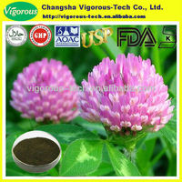 GMP approved red clover plant powder extract