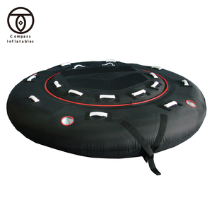 Best Quality Water Toys Flying Fish Inflatable Boat For Jet Ski