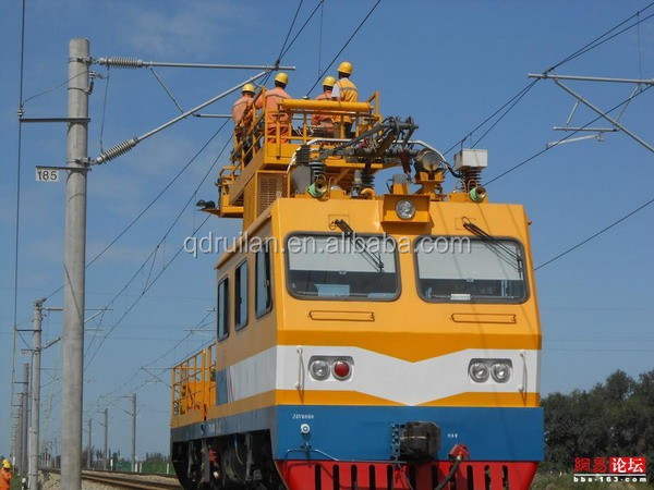 TY6 Catenary Work Car, Rail Carriage, Train Locomotive, Professional Supplier