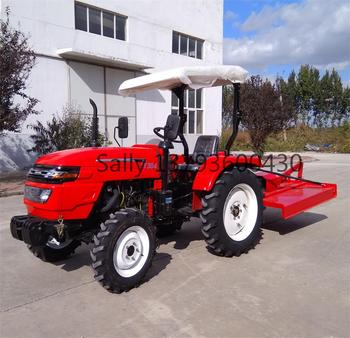 farm tractor 30HP 4WD with mower 2019 new model TY304
