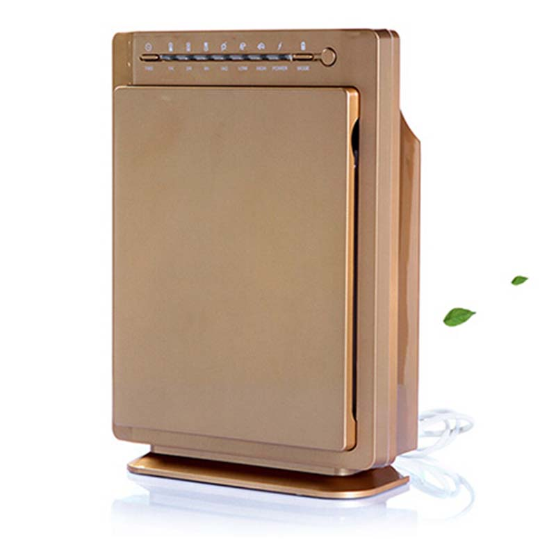 Filter Free Air Purifier Ionizers HEPA Air Purifier Carbon Filter Air Cleaner Home ...