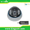 960p security camera ip h.264 compression dual steam transmission network dome camera ip