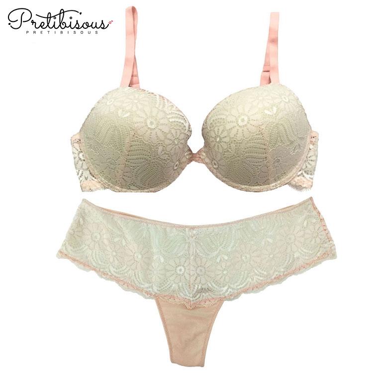 41185508c8 Hot Sale Underwear Photos White Lace Ladies Sexy Net Bra Sets - Buy ...