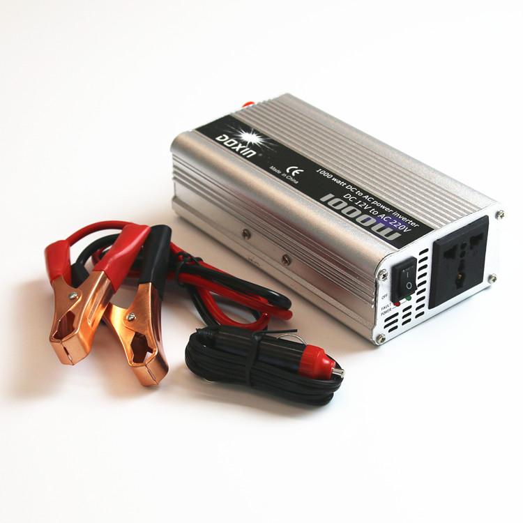 Wechselrichter Car Converter Universal Power Transformer 12v/24v To 220v Inverter V
