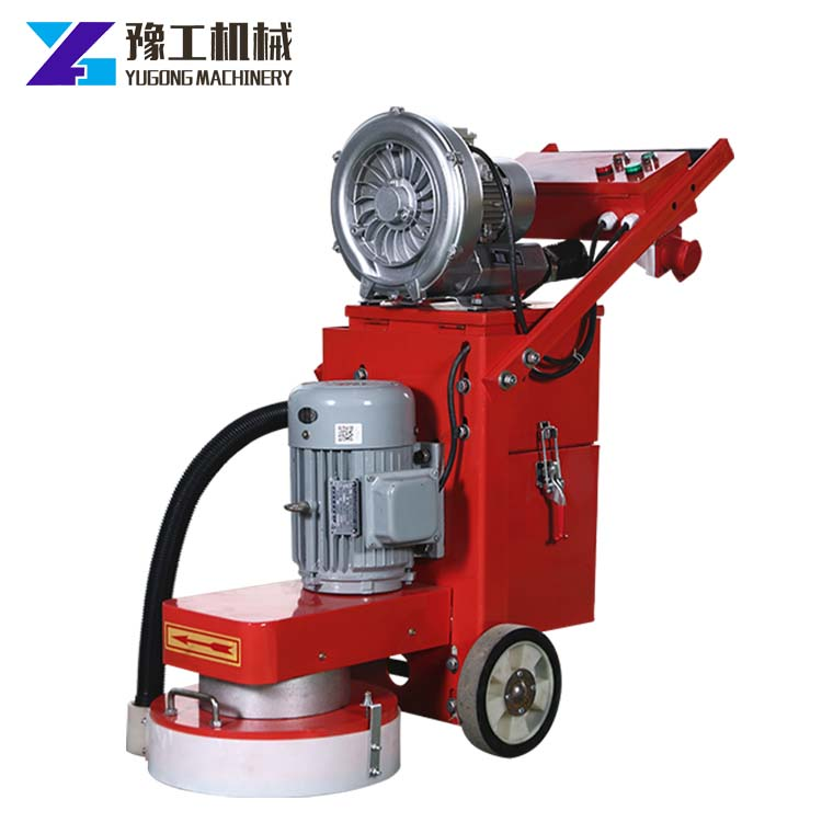 Yg 380 Best Concrete Floor Grinding And