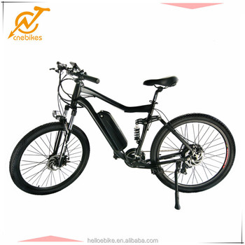 2018 hot sale easy assemblable 27.5 inch brushless hub motor mountain electric bike