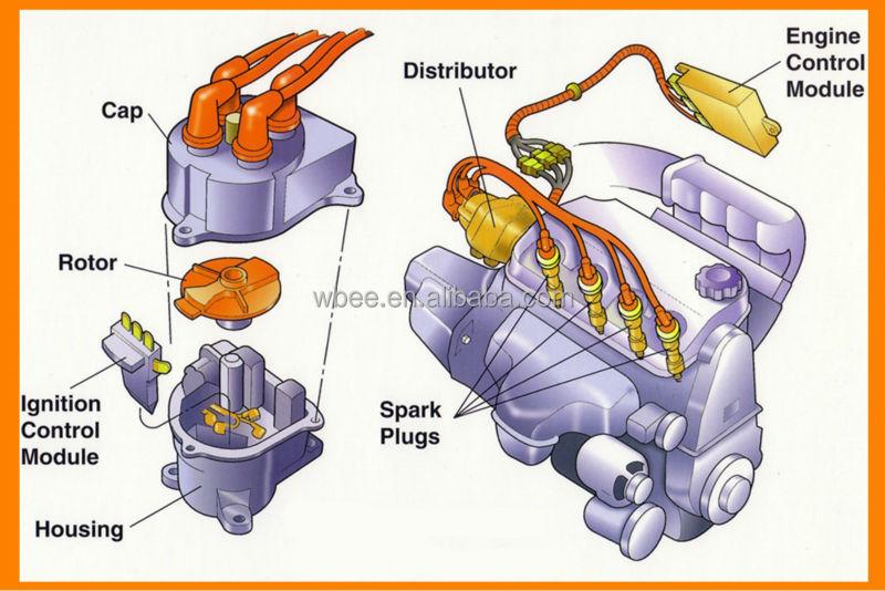 Ignition Distributor For Honda Td94u Td94 Td-94u 30100-pcb-004 - Buy Td-94u,30100-pcb-004,30100-pcb-004  Product on Alibaba.comAlibaba.com