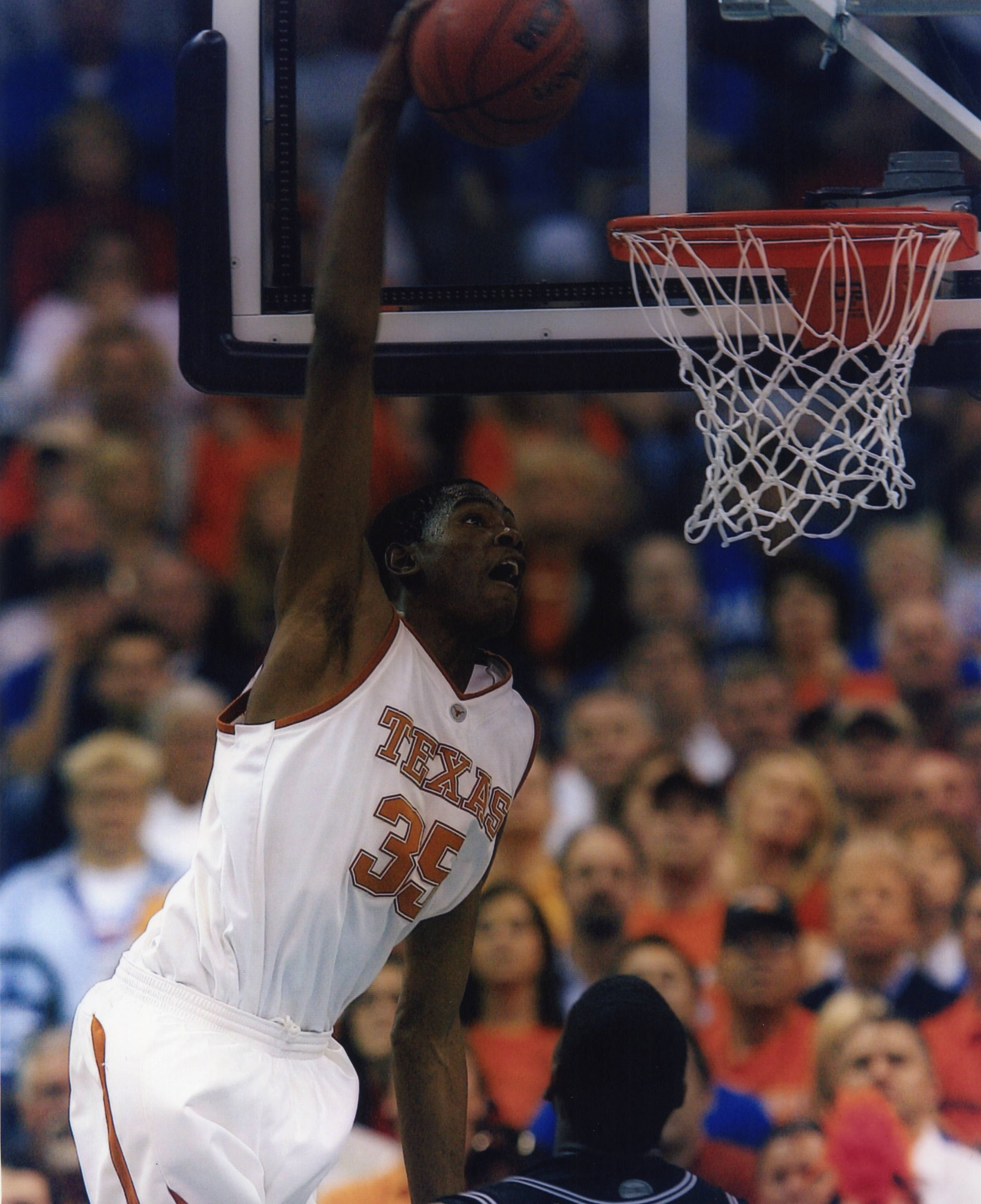 ac6085322 KEVIN DURANT UNIVERSITY OF TEXAS LONGHORNS 8X10 SPORTS ACTION PHOTO (G)
