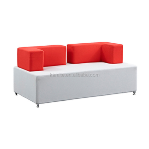 High-quality Fabric type assorted couch sofa/association souch sofa with free combination of designs