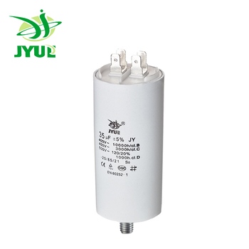 mkp 10uf 450v ac capacitors for motor en60252 arcotronic capacitor