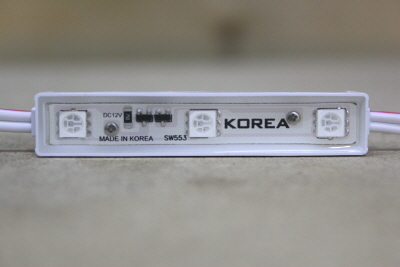 LED module for sign made in Korea