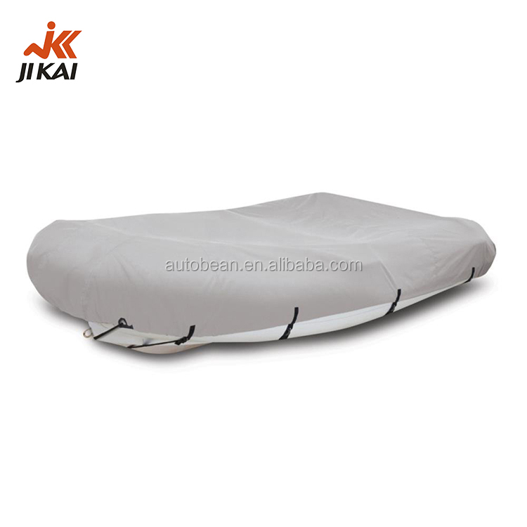 Lightweight boat cover breathable waterproof fabric customize inflatable boat cover