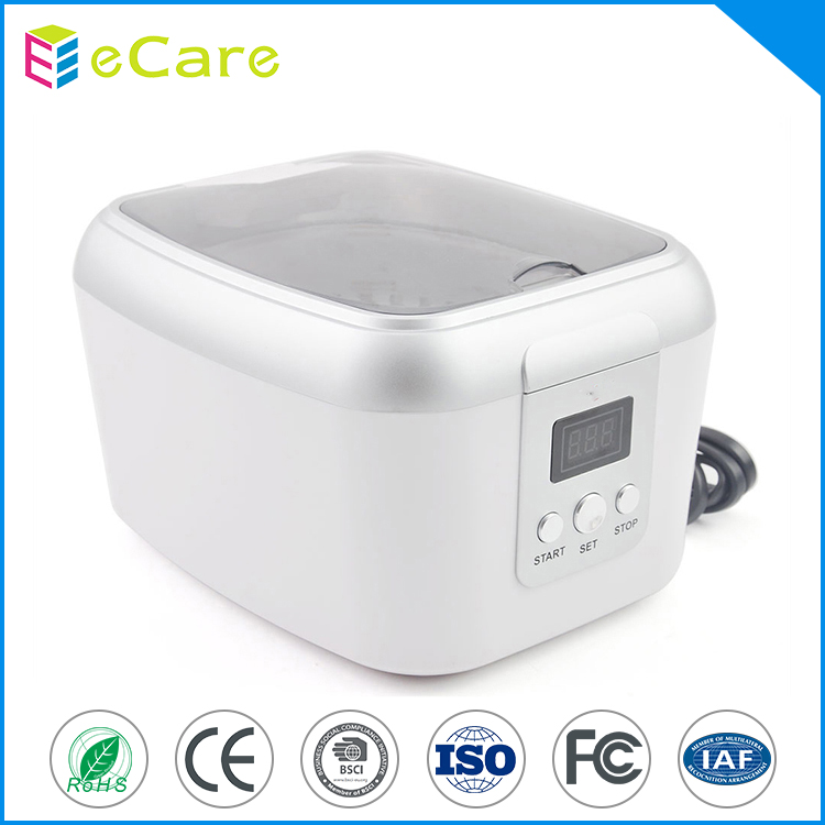 Modern hot sale jewelry ultrasonic stain cleaner