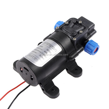 12V Reflux Valve or High Pressure switch Garden Water Pump