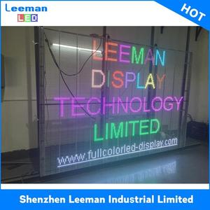 outdoor replacement led led tv screens p20 led rgb P5.95 led display 500x1000 PH3.81 SMD LED MODULE 250x250