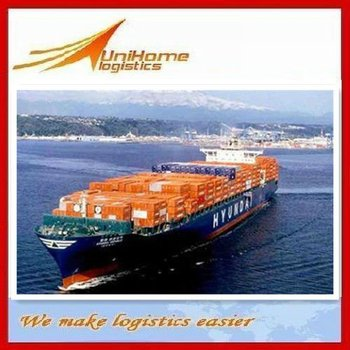 Ocean freight rates/sea transportation services/sea shipping agent from China to Iran