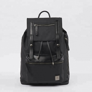 Good looking best sell fashionable leather day/ school/ traveling backpack men