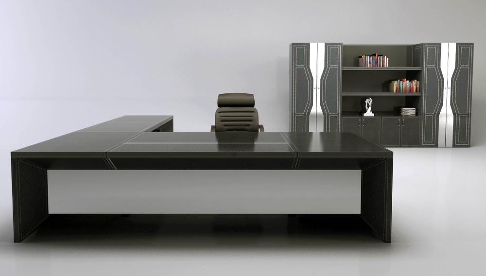 F 39 Latest Design Office Desk Mdf Executive Office Desk