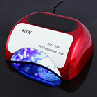 Professional 12W CCFL 36W LED Nail Lamp with Auto Sensor Quickly 48w ccfl led nail lamp TL-36-6 with CE/ROH