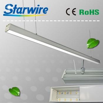 32w Led Pendant Light Led Office Pendant Lightlinear Suspended