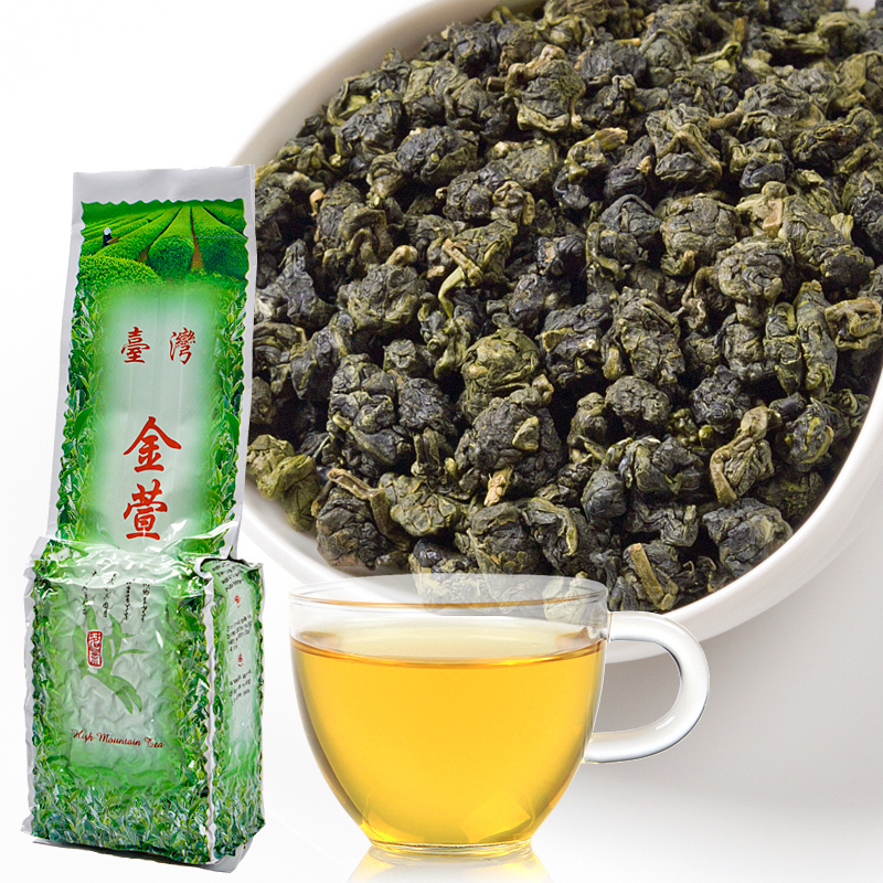 Taiwan Premium Alishan Jinxuan Milk Oolong Tea - 4uTea | 4uTea.com