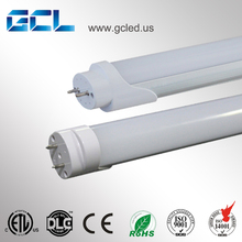 Type A+B compatible DLC etl 4FT T8 led tube light 18W 22W 20W