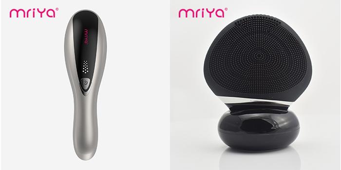 Neue Produkte Innovatives Produkt 360 Grad rotierende Gesichtsreinigungsbürste