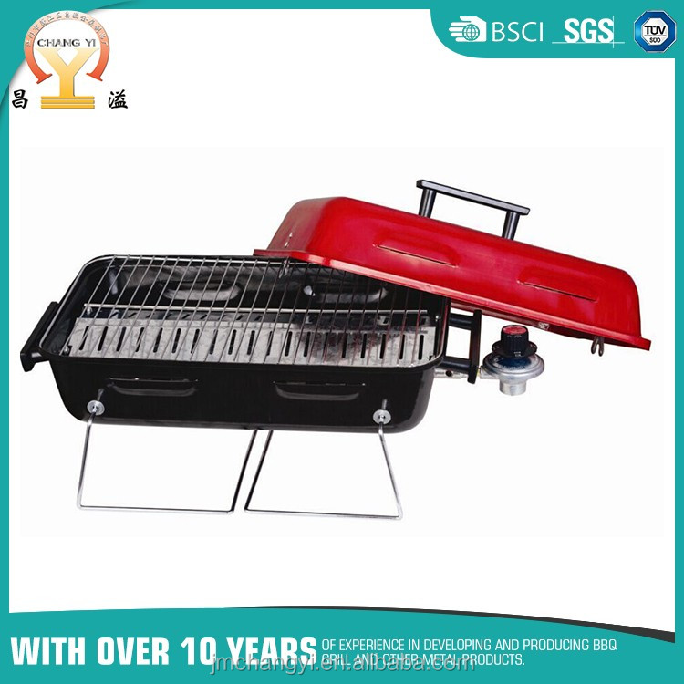 Good quality cheap rotisserie portable gas bbq grills for outdoor or indoor use