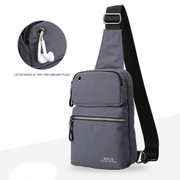 2018 New Arrival Factory Price Sport Sling Bags Chest Bag Crossbody Bag MR5400
