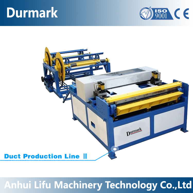 TDF duct Manufacturing Auto Line III/duct producing line