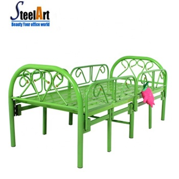 Charmant Colorful Bed For Kids Metal Children Folding Bed   Buy Steel Single Bed,Bed  For Kids,Folding Bed Product On Alibaba.com