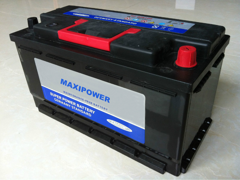 Super Starting Power 12V MF Auto Car Battery