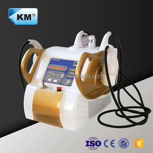 CE ISO 7in1 40khz cosmetics fat burn cavitation with RF Vacuum