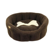 Wholesale Fleece Earthbound Dog Bed