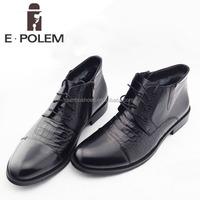 Wholesale Fashion Winter Dress Men Shoes New York