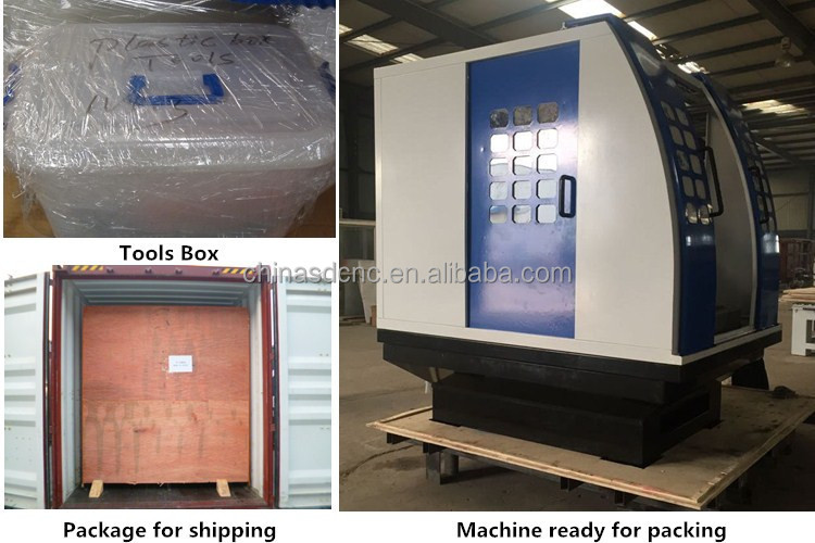 Best sale heavy duty cnc moulding machine 6060 for steel mold engraving