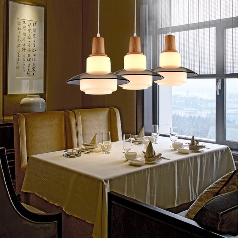 2016 Nieuwe Moderne Bel Glas Hanglampen Industriële Stijl Hanglamp ...