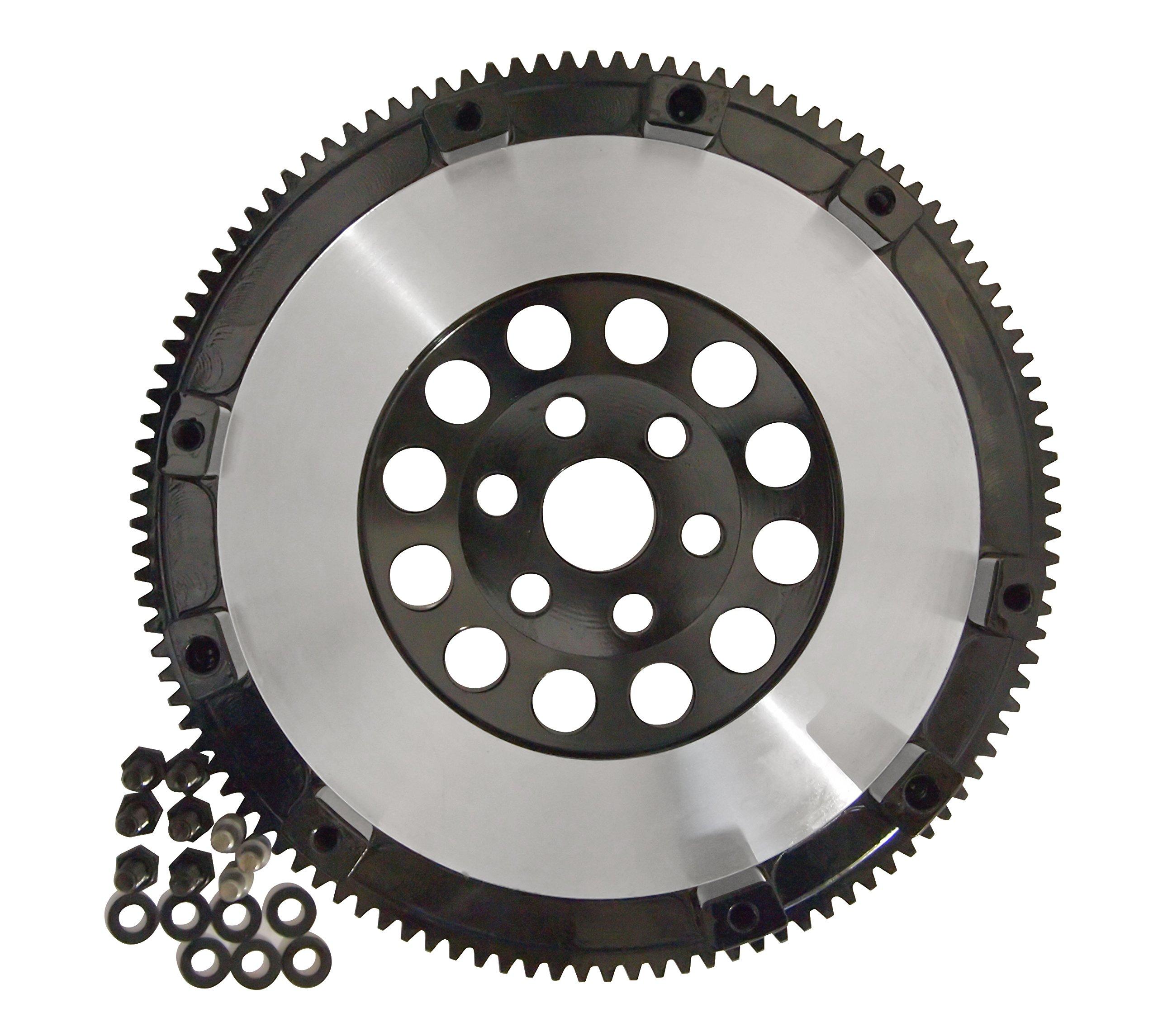 Fidanza 161071 Aluminum Flywheel for Mazda 3//6 2.3T