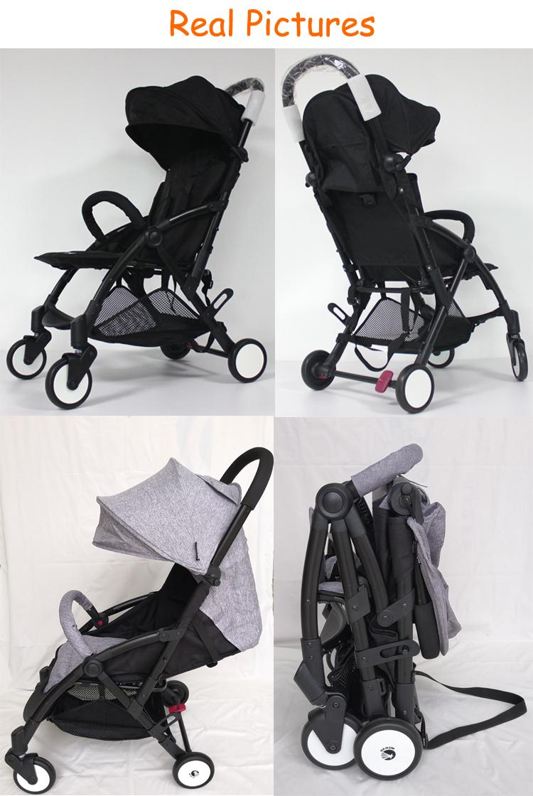 Alibaba trade assurance china factory onekey folding stroller baby go cart