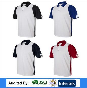 378768a43 Wholesale Dri Fit Campaign t shirt Design/Colour Block Polo t-shirt And the