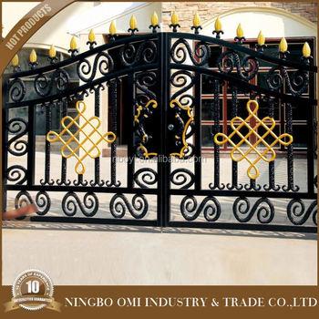 Indian House Latest Main Gate Designs U0026 Automatic Indian House Cast  Aluminum Main Gate Designs /