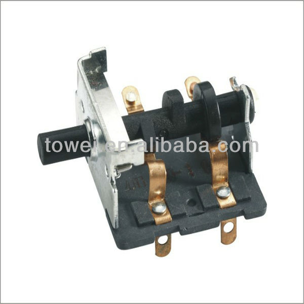 2299-949 7 position rotary switch