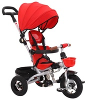 Hot Sell Children High Quality Baby Tricycle with canopy