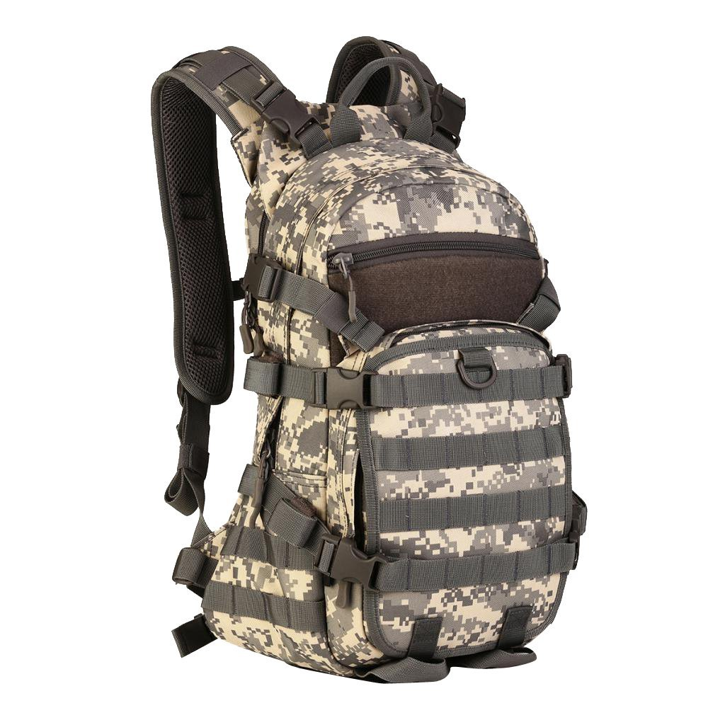 b784d764e6 Get Quotations · MagiDeal 25L MOLLE Assault Backpack Rucksack Sport Casual  Outdoor Gear for Hunting Trekking Travel Cycling Camping