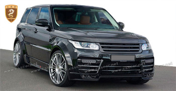 Body Kit For Range Rover Sport 2015 To My Style Wide Tuning Kit