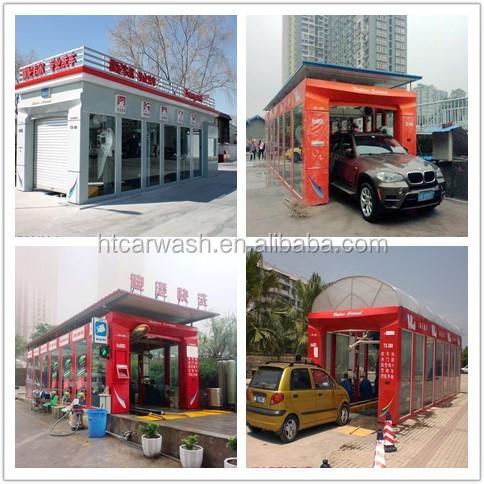 Tunnel car washing equipment price tunnel car wash machine car wash