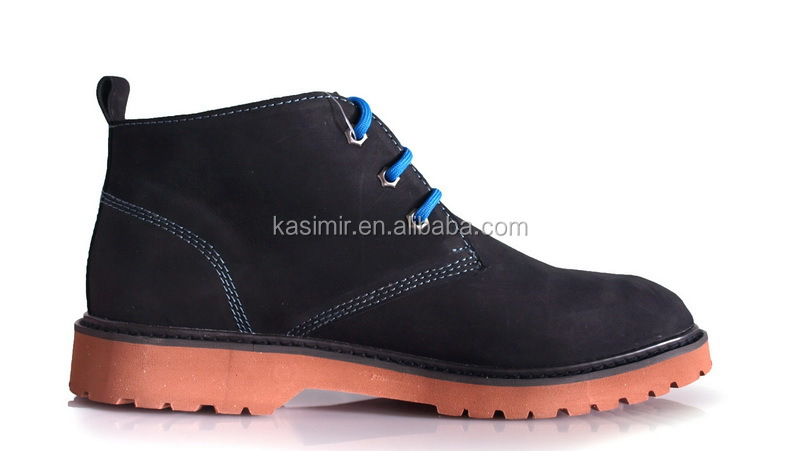 Shoes Leather Work and Nubuck Boots Safety aAWBa4n8