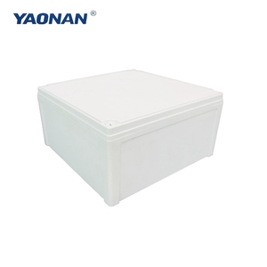 junction box ip68 Plastic ABS Enclosure Box IP67 Connection PVC Cable Screw Waterproof Small Electrical Junction Boxes